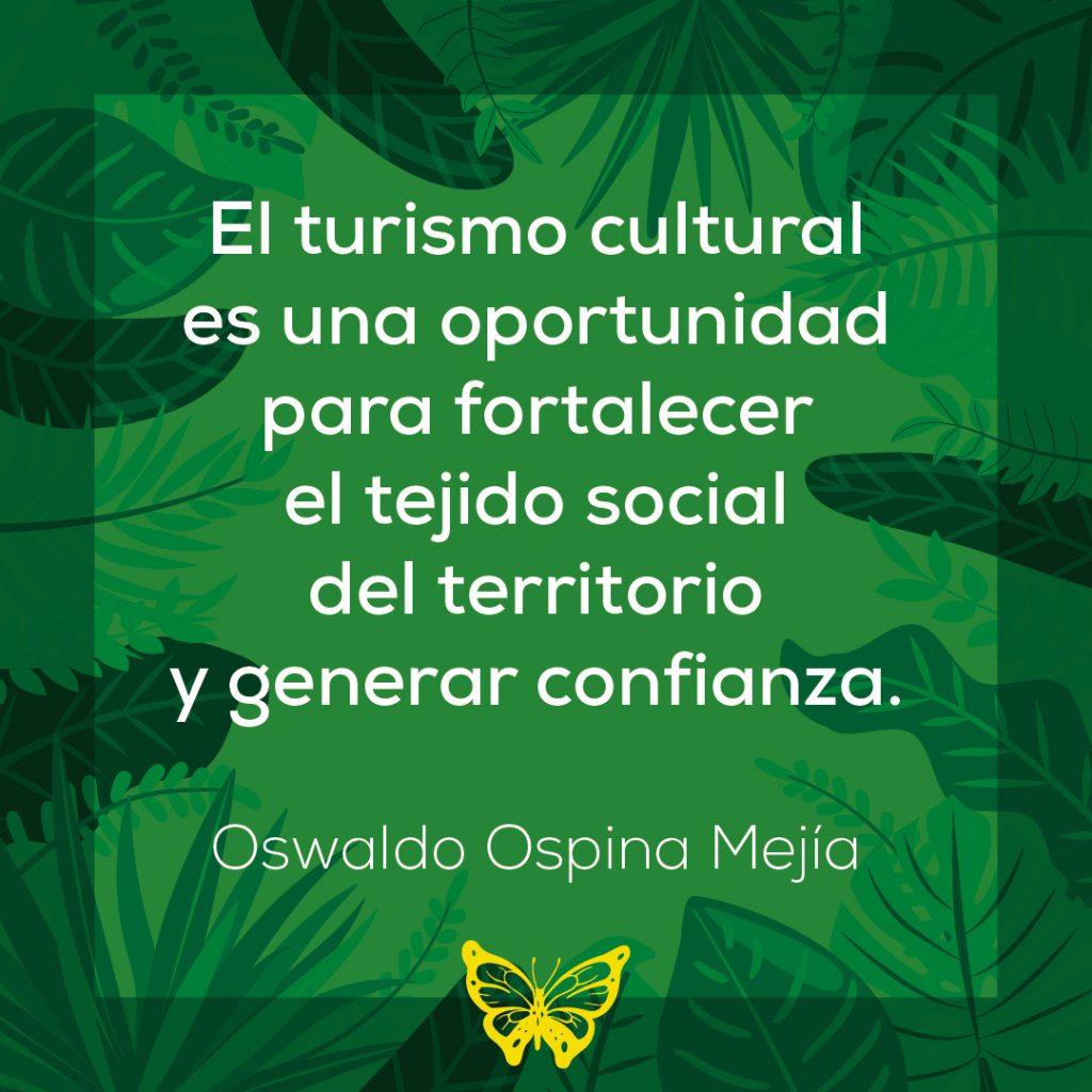 Podcasts de la EIRM. Capítulo 2. Turismo cultural en Macondo. Conversación con Oswaldo Ospina.