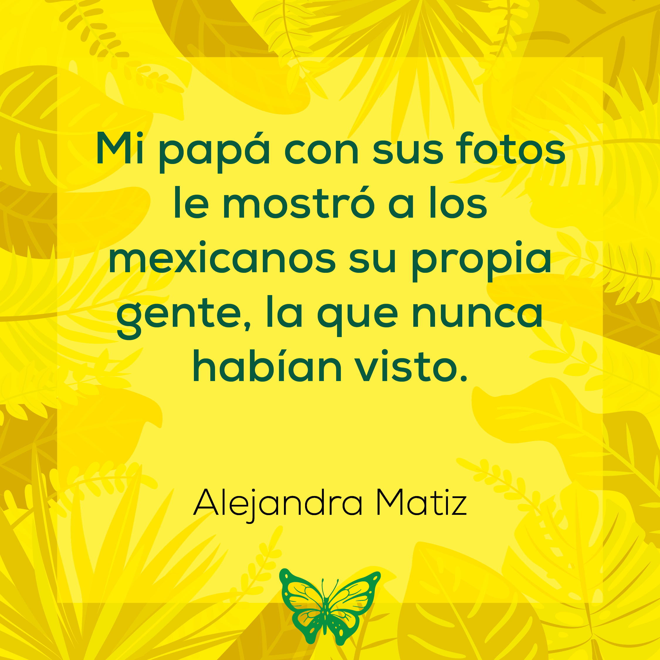 Podcasts de la EIRM. Capítulo 6 (1). Memorias de Alejandra Matiz sobre su padre Leo Matiz, el muralista de la lente.
